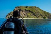 Divine diving - eiland