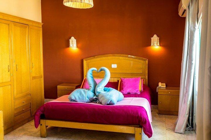 Nemo Dive Club & Hotel Kamer met 2-persoons bed