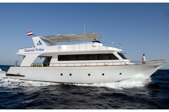 Camel Dive Club duikboot