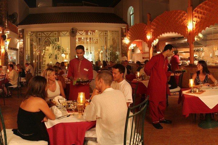 Camel Dive Club Tandoori restaurant