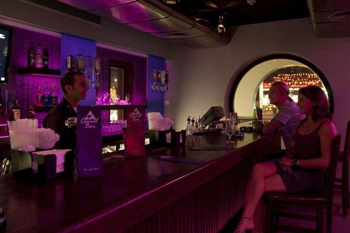 Camel Dive Club bar
