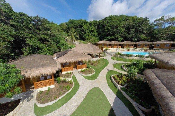 Magic Oceans Dive Resort view