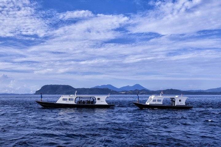 Nieuwe boten