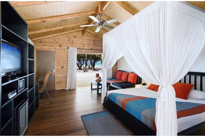 Jacuzzi Beach Villa - Interieur