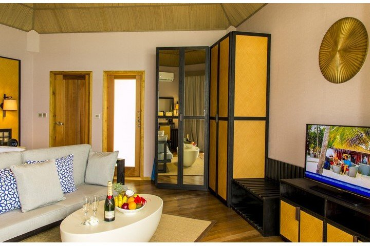Water Villa - Interieur