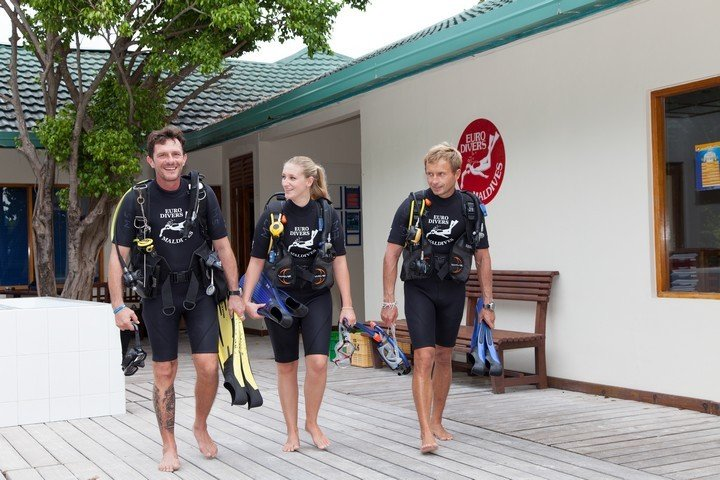 Euro Divers Maldives