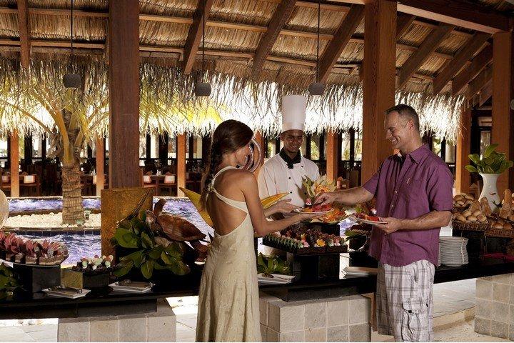 Farivalhu Restaurant Buffet