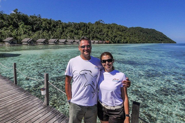 Papua Explorers - Tunc & Selen