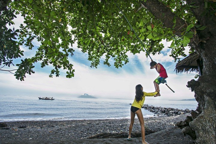 Murex Manado Resort - playground