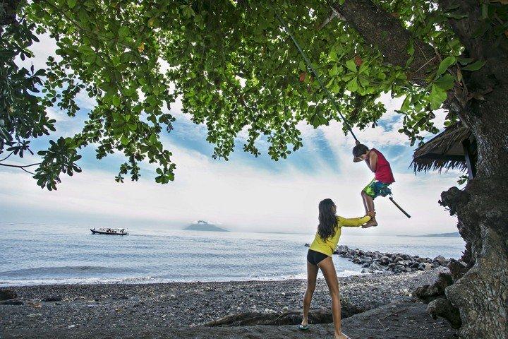 Murex Manado Resort - playground
