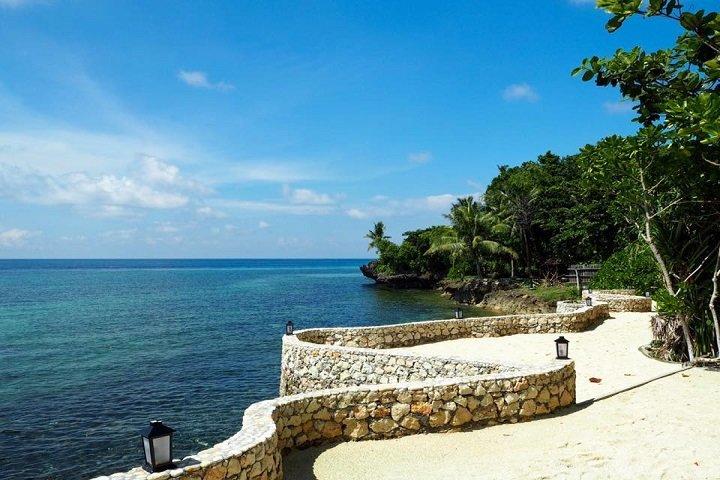 Magic Oceans strandje voor resort
