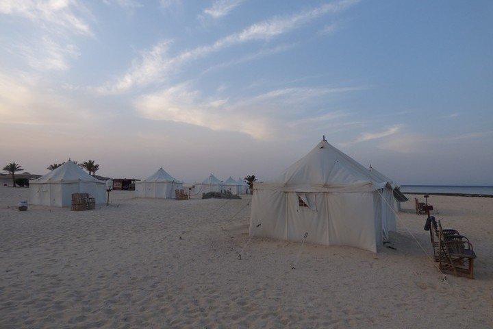 Marsa Shagra - Tent