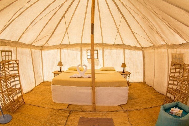 Marsa Shagra - Royal Tent