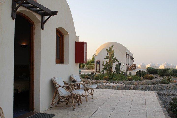 Marsa Shagra - Hut