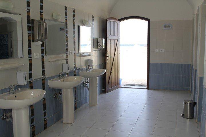 Marsa Shagra - Gezamenlijke badkamer