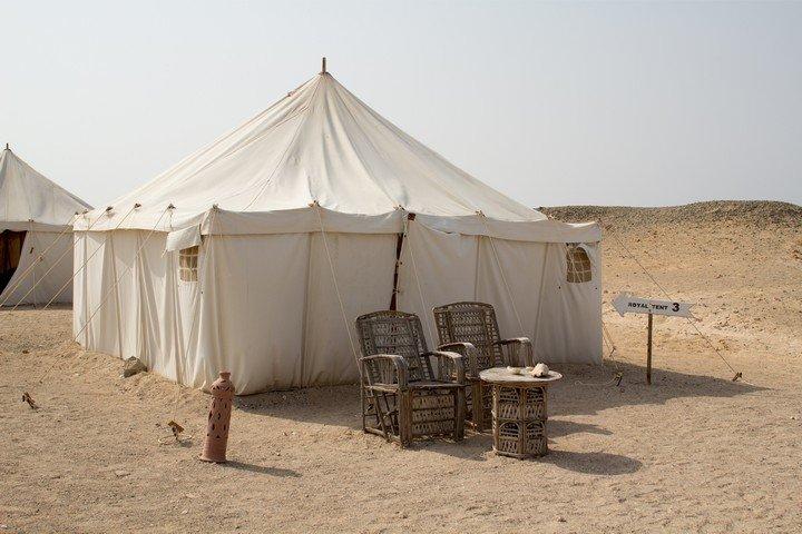 Marsa Nakari - Royal Tent
