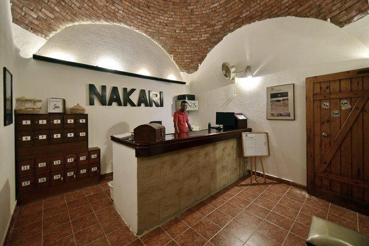 Marsa Nakari - Receptie