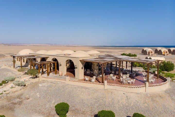 Marsa Nakari - Restaurant