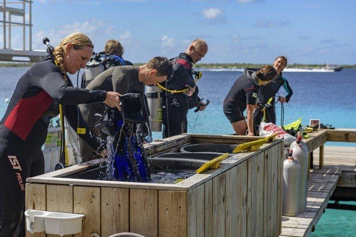 Spoelbakken Buddy Dive Resort