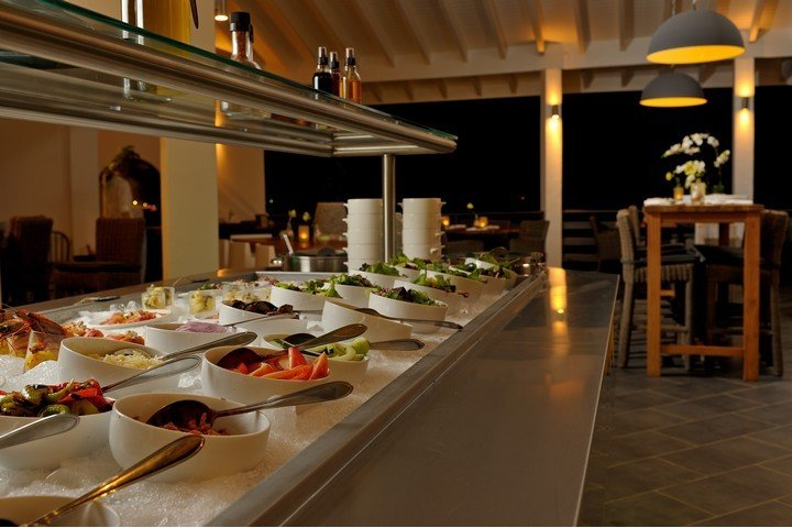 Restaurant Buddy Dive Resort