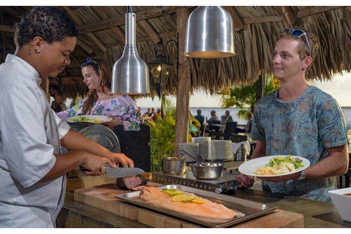 Blennies restaurant - Buddy Dive Resort
