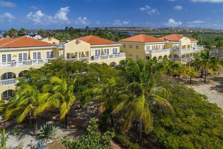 Apartementen gebouw - Buddy Dive Resort