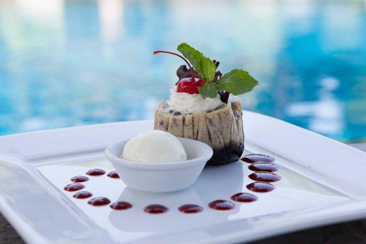 Puri Bagus Candidasa dessert