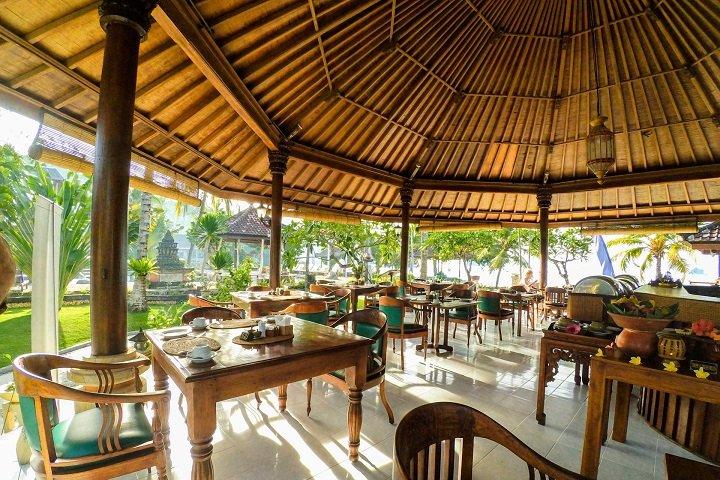 Puri Bagus Candidasa Geringsing Restaurant
