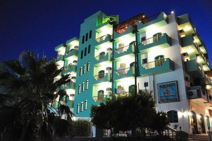 Nemo Hotel - Hotel met balkon