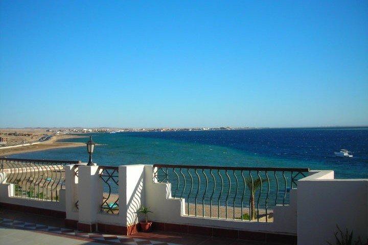 Nemo Hotel - uitzicht op zee