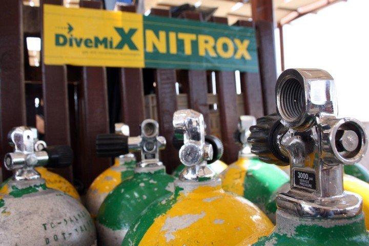 Duiken met Nitrox