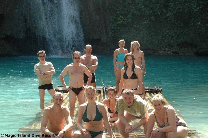 Excursies Kawasan watervallen