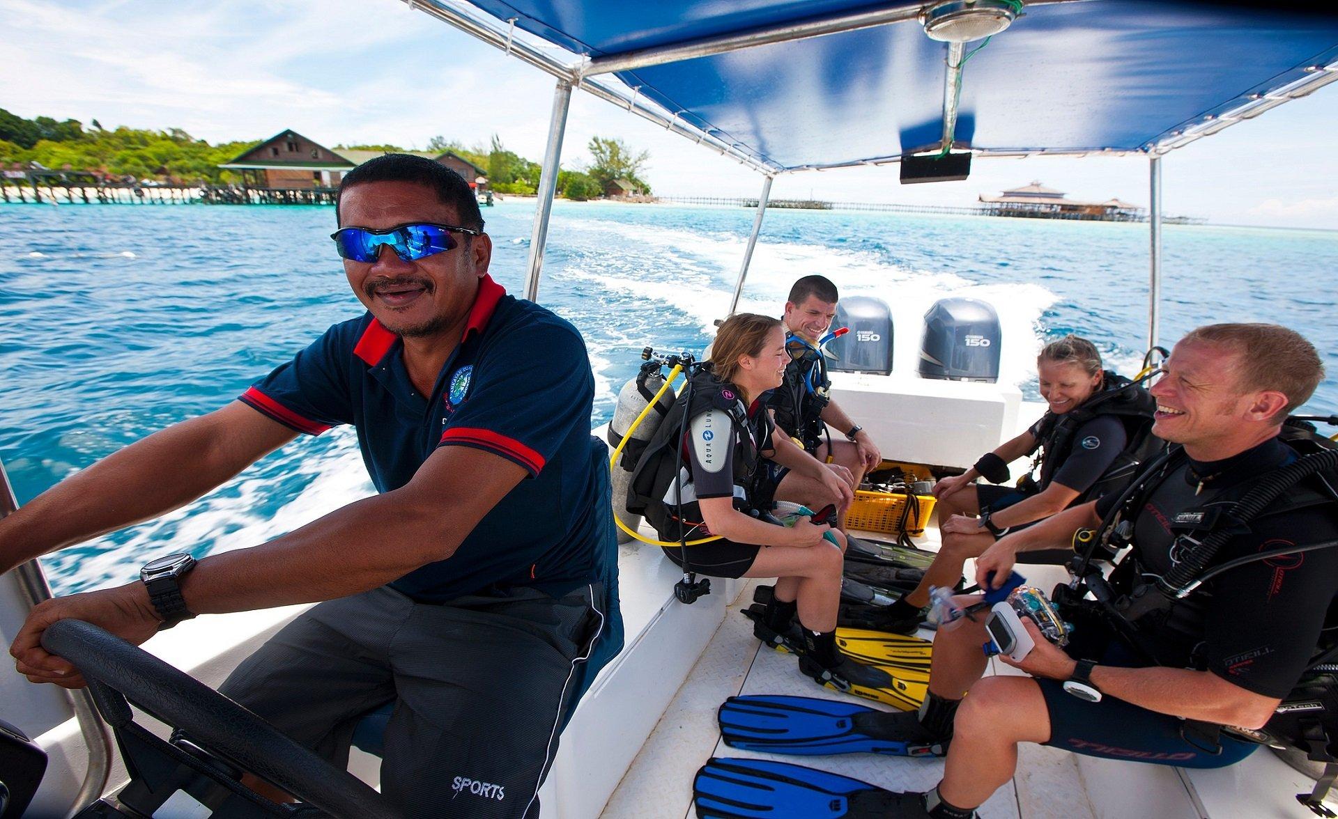 De meest gekozen populaire duikvakanties van Dive and Travel