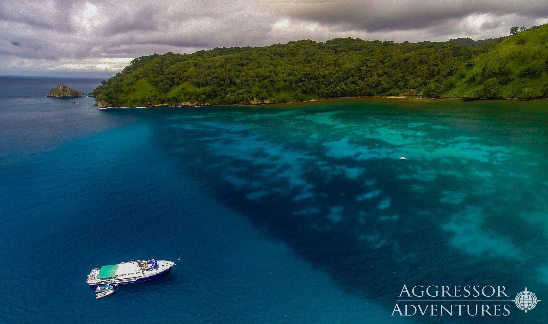 Duikvakantie Cocos Island Agressor