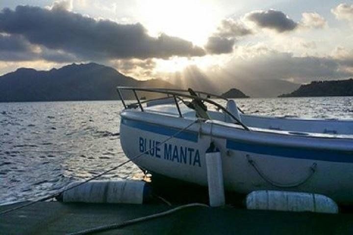 Blue Manta Liveaboard - Komodo