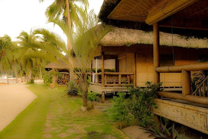Ticao Island Resort bungalow