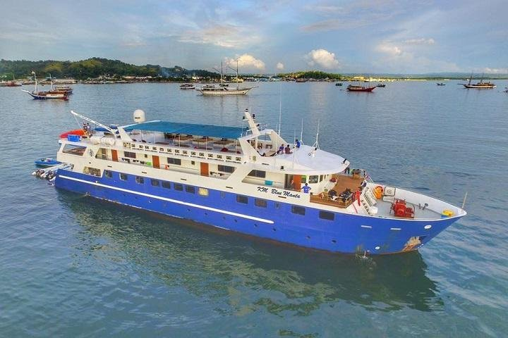 Blue Manta Liveaboard - haven Sorong