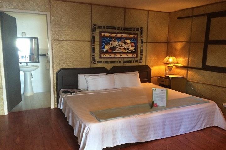 Ticao Island Resort kamer