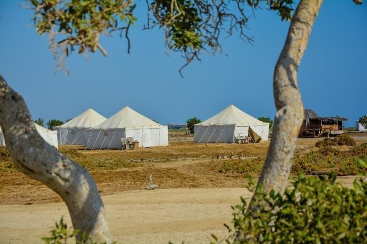 Wadi Lahami Royal Tent