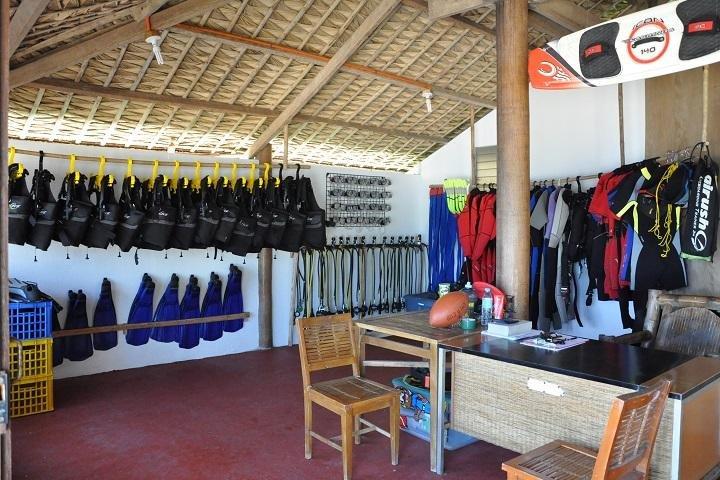 Ticao Island Resort duikwinkel