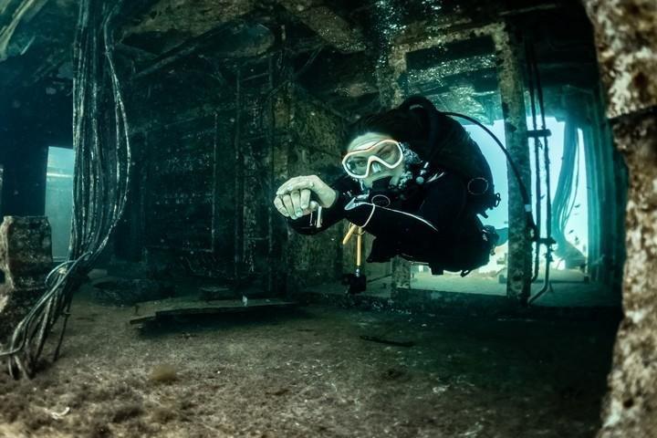 Ritual Dive - wrakduiken - Malta/Gozo 2
