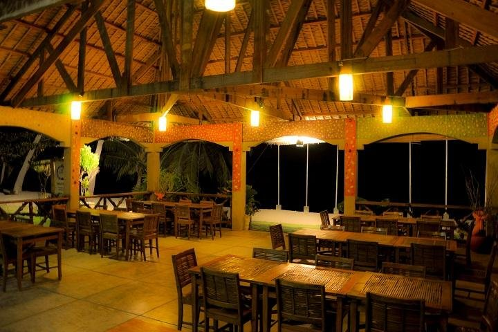 Ticao Island Resort restaurant