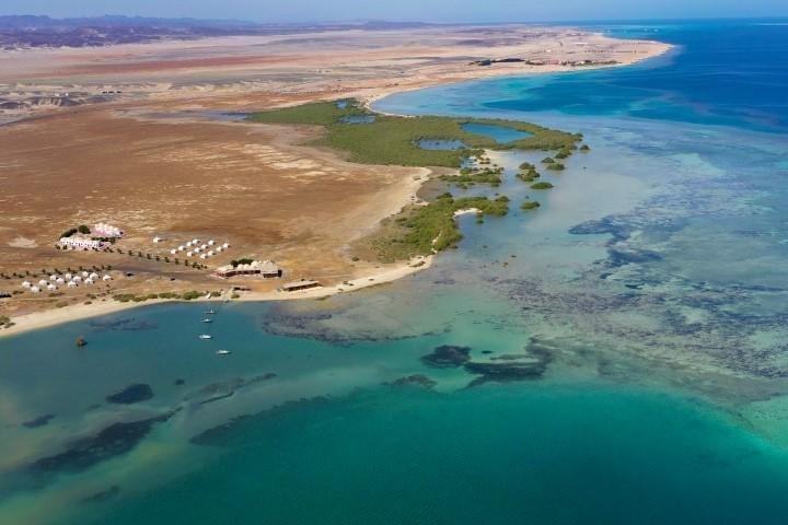 Wadi Lahami  Aerial