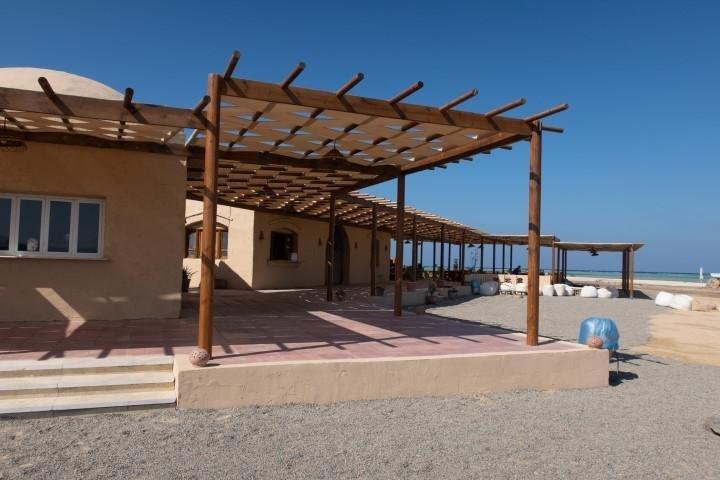 Wadi Lahami receptie en restaurant