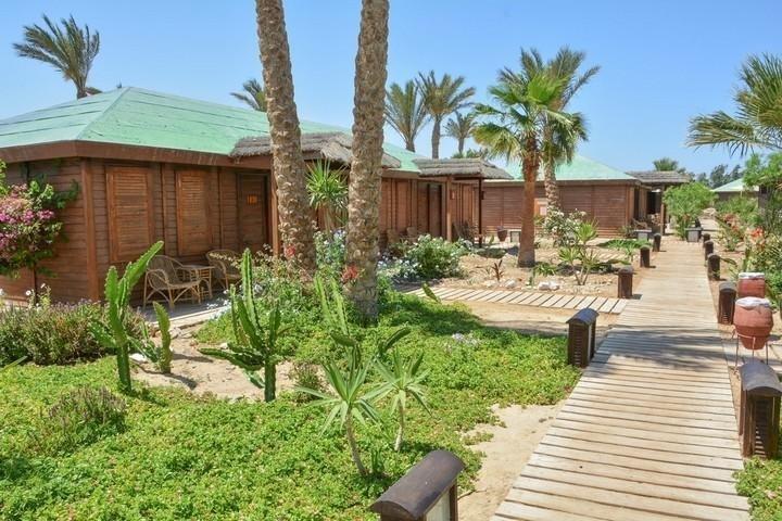 Abu Dabbab bungalows
