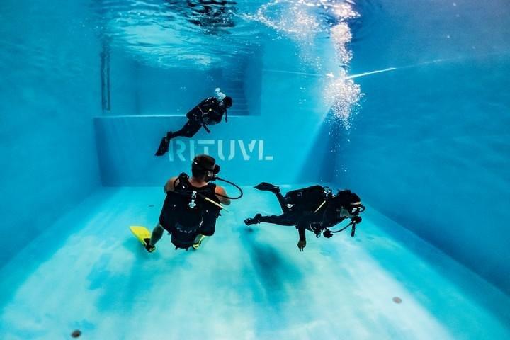 Ritual Dive pool - RAID Course - Malta/Gozo